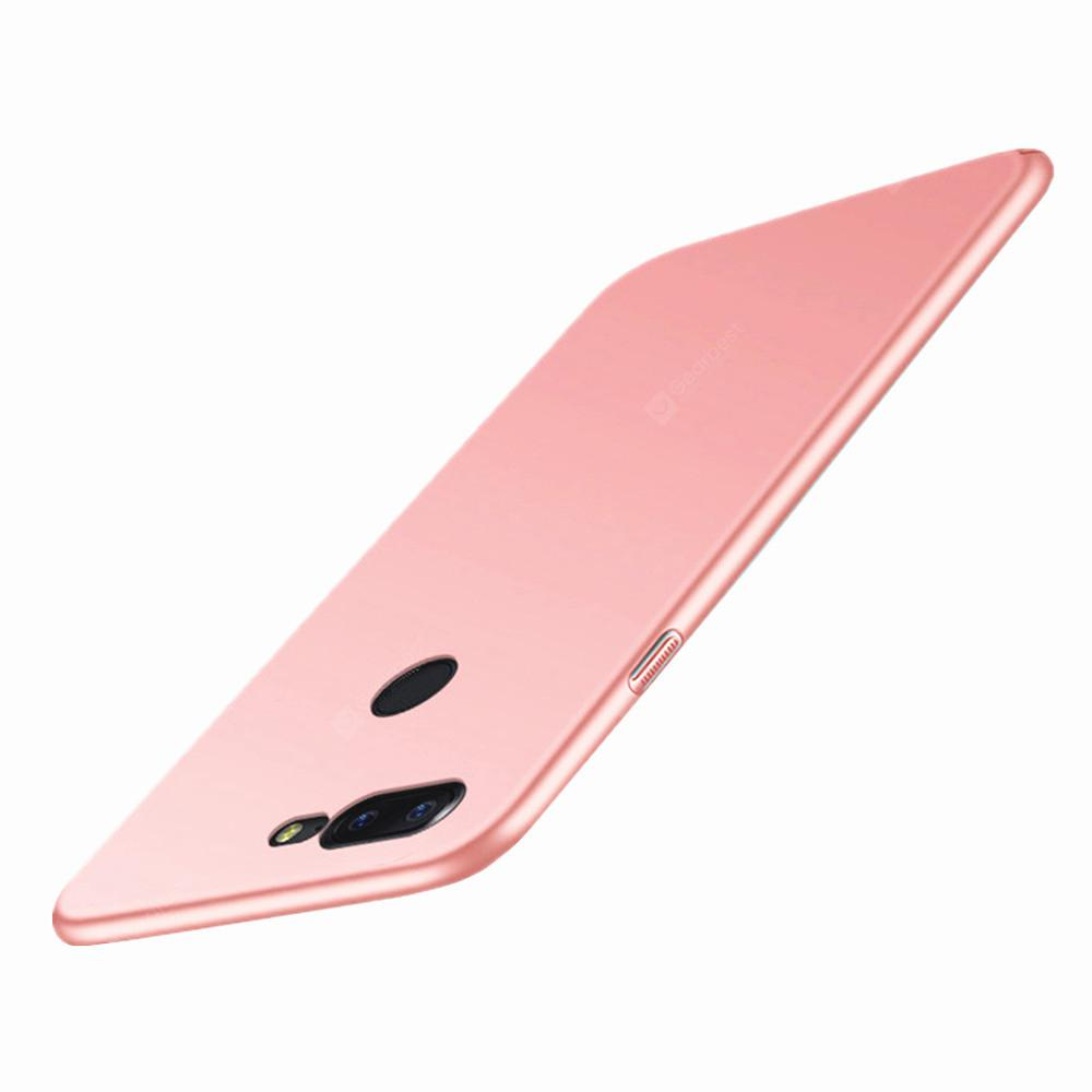 Case for One Plus 5T Ultra-thin Frosted Back Cover Solid Color Hard PC
