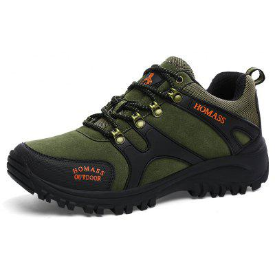 HOMASS Men Casual Wear Outdoor Climbing Breathable Shoes