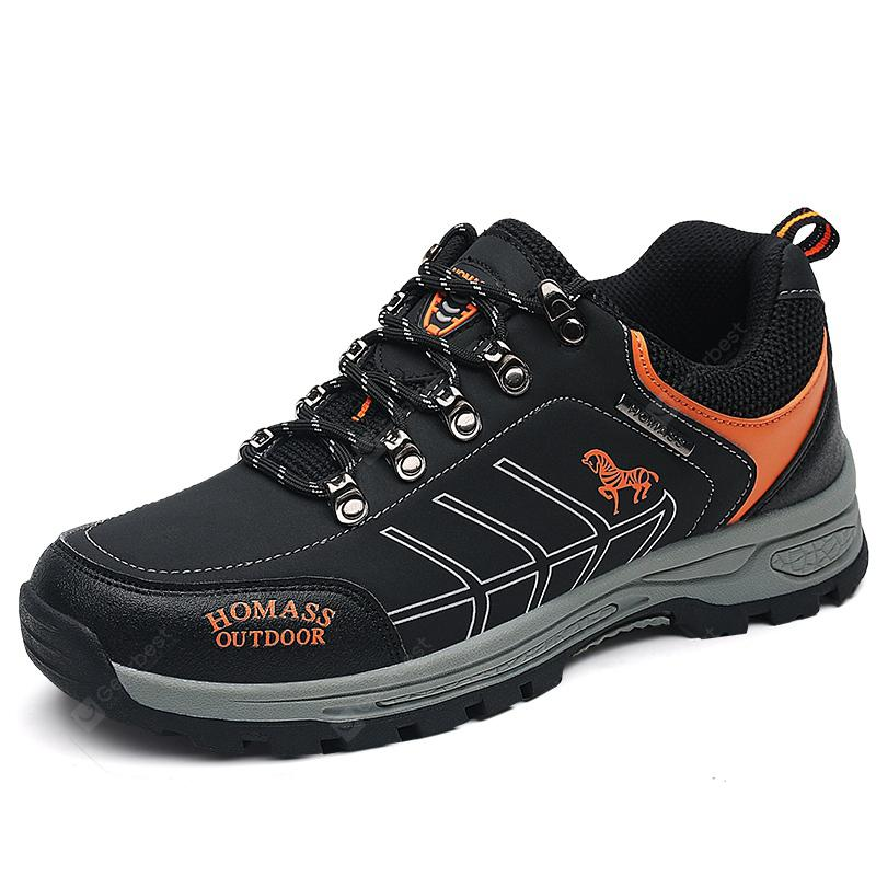 online store cheap sale brand new unisex HOMASS Men Casual Water Hiking Outdoor Climbing Breathable Shoes 4l56ZyK