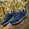 HOMASS Men Casual Water Hiking Outdoor Climbing Breathable Shoes - ROYAL BLUE