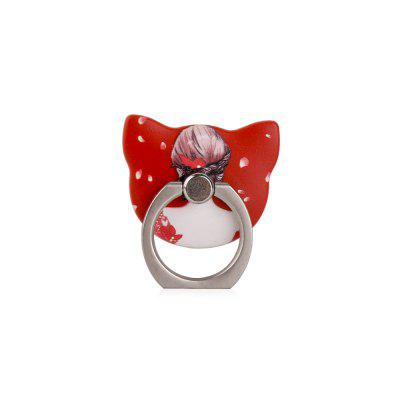 Sexy Girl 360 Degree Finger Ring Mobile Phone Smartphone Stand Holder Smart Phone