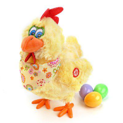 Hilarious Egg Laying Chicken