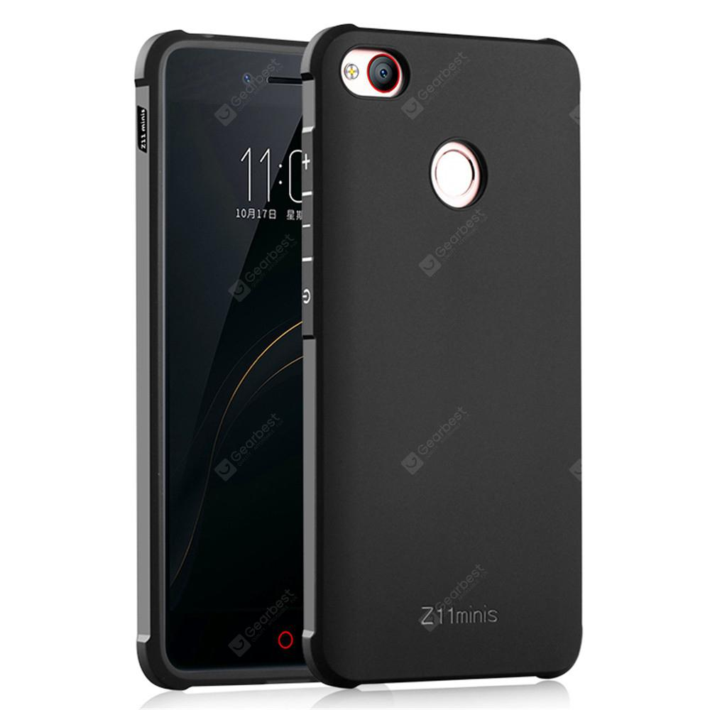 Shockproof Soft Silicone Case for Nubia Z11 MiniS Cover Case Fashion Full Protective Phone Case