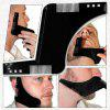 Men's Fashion Moustache Razor Comb Trimming Tool - BLACK