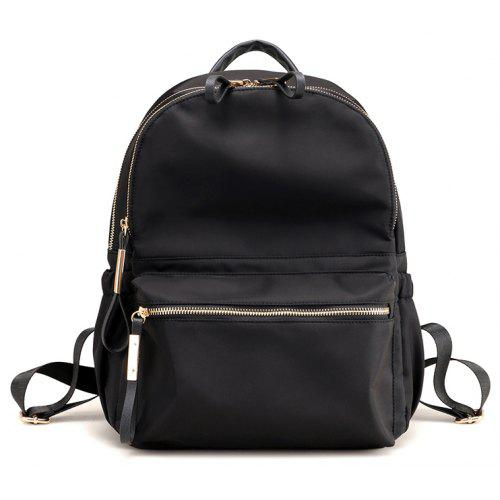 69f68ea5b2 New Nylon Cloth Double Shoulder Bag Women S Fashion Style Waterproof  Backpack College Large Capacity
