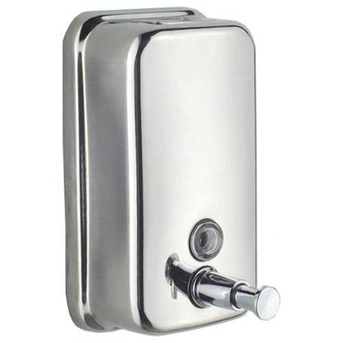 500ml Mounted Stainless Steel Manual Wall Mount Soap Dispenser For