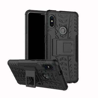 TPU + PC Armor Hard Cover Phone Case for Xiaomi Redmi Note 5 Pro