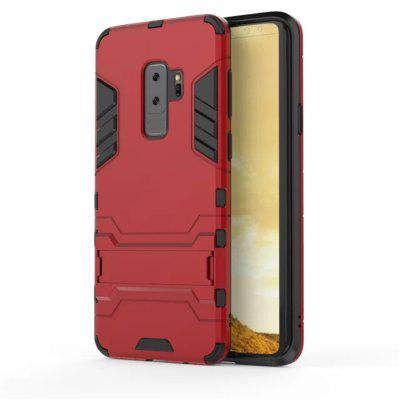 Cover Case for Samsung Galaxy S9  Shock Resistant Armour Hard