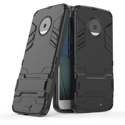 Для Motorola Moto X4 Cover Silicon Back Shockproof Protection Armor Case