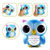 Slow Rising Jumbo Squishy Kawaii Owl și Panda Soft Toy 2PCS