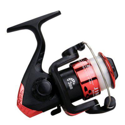 Spinning Fishing Reel Drag Carpers aan de voorkant