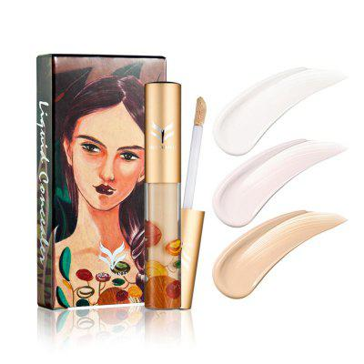 HUAMIANLI Liquid Face Base Brightening Skin Full Cover Concealer