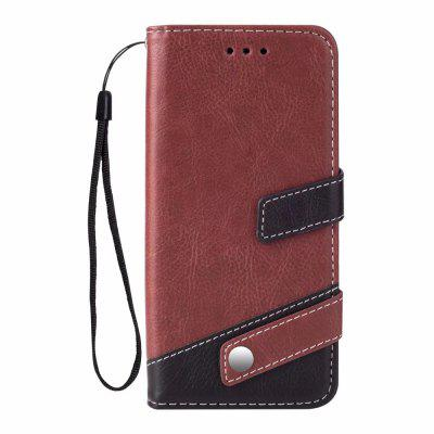 For Samsung Galaxy S9 Plus Case Litchi Grain Luxury Leather Flip Kickstand Wallet Cover With Money Card