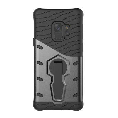 Silicone Protective Back Cover Case for Samsung S9