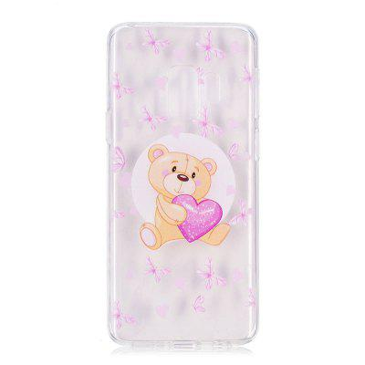 TPU Material Painted Phone Case for Samsung Galaxy S9