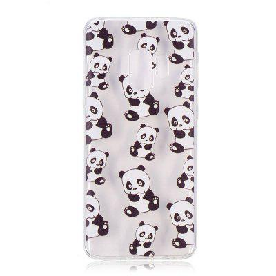 TPU Material Pattern Painted Phone Case for Samsung Galaxy S9