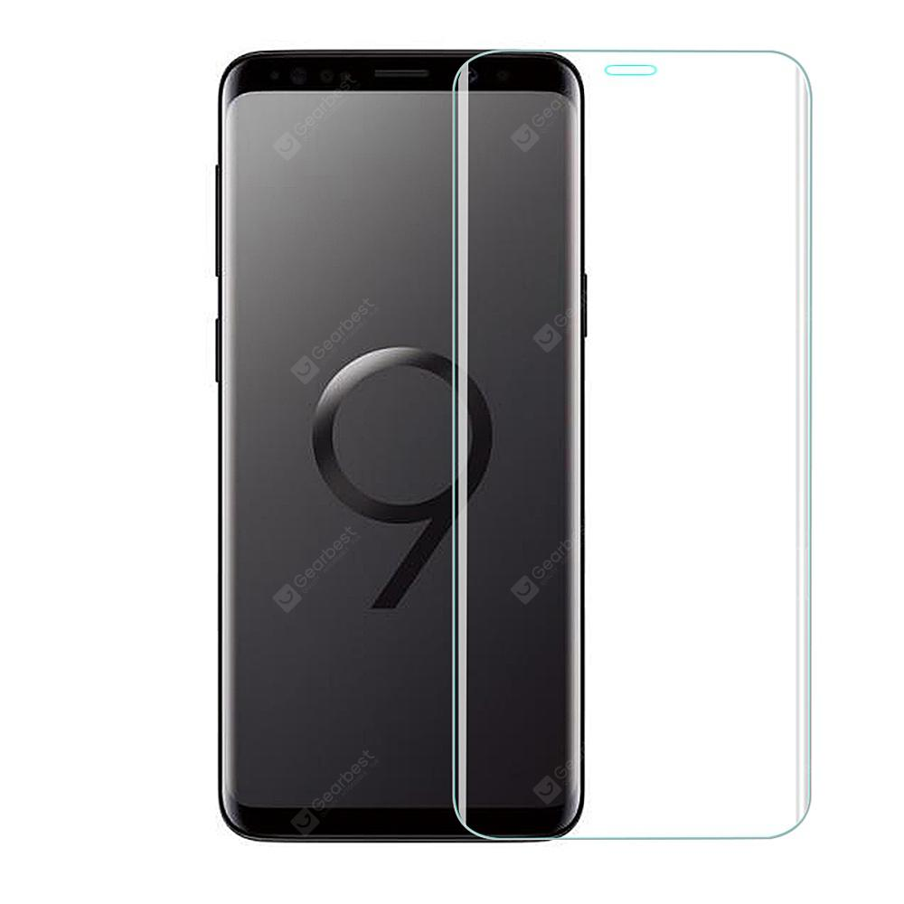 Minismile 3D 9H Full Screen Explosion-Proof Tempered Glass Film Screen Protector for Samsung Galaxy S9 Plus