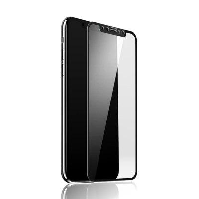 Minismile 9H 3D Full Screen Coverage Ultra Thin Tempered Glass Film Screen Protector for iPhone X