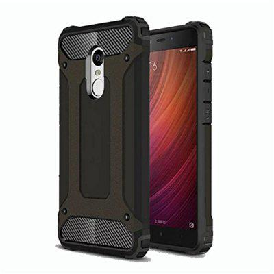Casos Hard Hock Hybrid Toughproof Armor Hard Case para Xiaomi Redmi Note 4 / 4X Case