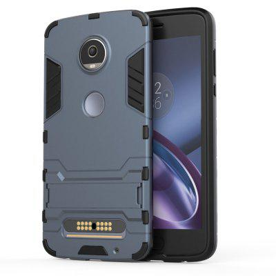 Armour Case pour Motorola Moto Z2 Jouer Silicon Back Housse de protection antichoc