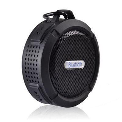 Shower Speaker Waterproof Bluetooth Speaker Driver Suction Cup TF Card Function Built in Mic