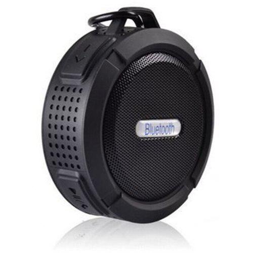 Shower Speaker Waterproof Bluetooth Driver Suction Cup Tf Card Function Built In Mic