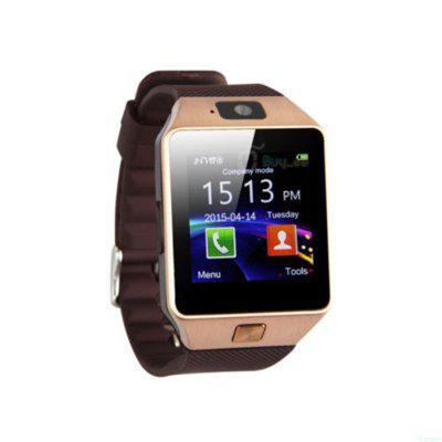 Digital Smart Watch Wristwatch Men Bluetooth Camera SIM Card SD Supported