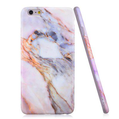 Luxury Marble Stone Pattern Slim Fit Soft Tpu Mobile Phone Case Cover Coque for iPhone 6 Plus/6S Plus brushed tpu pc hybrid kickstand phone cover for iphone 6s plus 6 plus red