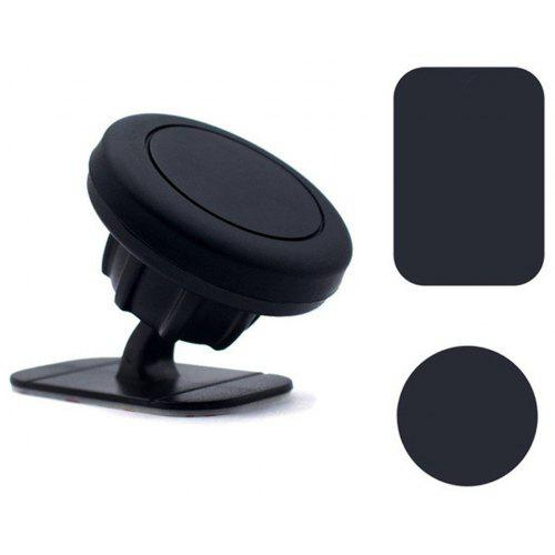 Magnetic 360 Degree Rotation Phone Car Holder Magnet Mount Holder for iPhone Samsung SmartPhone GPS