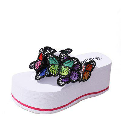 2018 New Leisure Fashion Joker Antiskid Cool Slippers