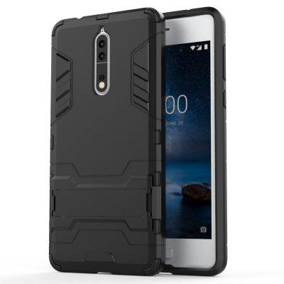 Armor Case for Nokia 8 Silicon Back Shockproof Protection Cover