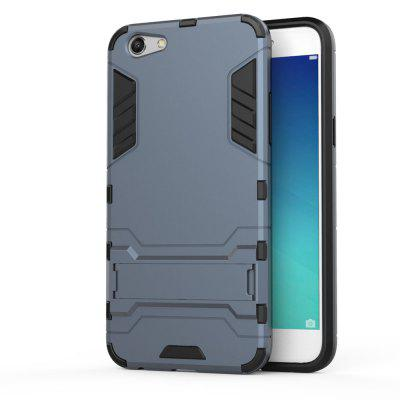 Armor Case for OPPO F3 Silicon Back Shockproof Protection Cover hybrid rugged armor shockproof tpu cover case for iphone 7