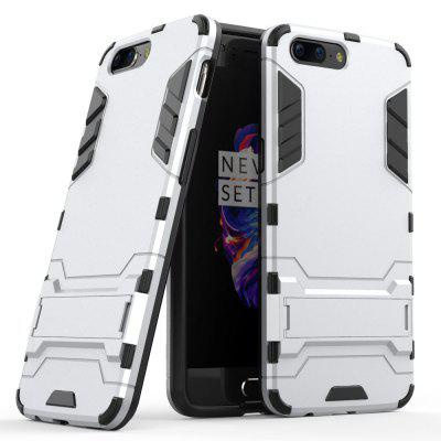 Armor Case for OnePlus 5 Silicon Back Shockproof Protection Cover