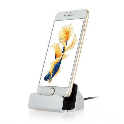 Base de carga Charger Dock para iPhone 8 / iPhone 8 Plus / iPhone X / iPhone 7/7 Plus / 6/6 Plus