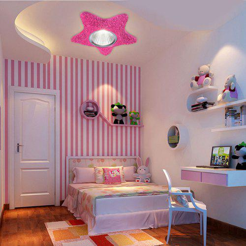 Ceiling Lights & Fans Led Starfish Childrens Room Lighting Child Ceiling Lamp Baby Ceiling Lamps And Boys And Girls Bedroom Lamps Latest Fashion Lights & Lighting