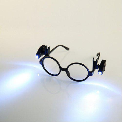 47ca0a8fb8d Brelong 2pcs Universal Led Clip On Reading Light Night L For. Small Clear  Clip On Flip Up ...
