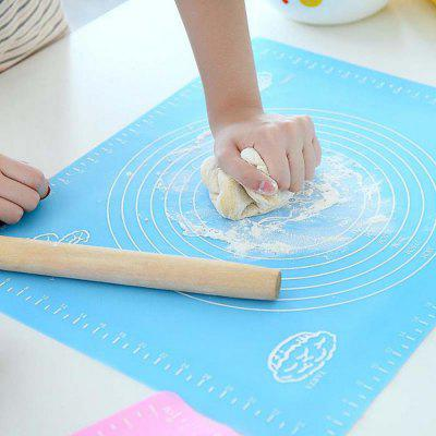 Non-Stick Silicone Baking Cake Dough Fondant Rolling Kneading Mat