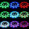 KWB 5V LED Strip Light 5050 RGB Waterproof with 24 Keyboard Remote Control - BLACK