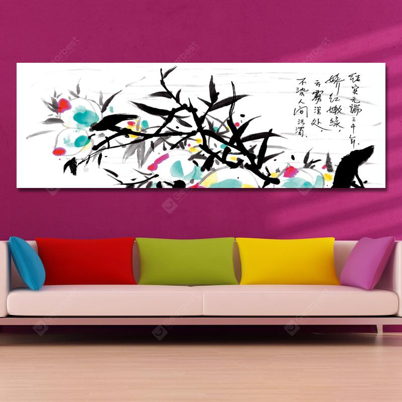 DYC 10992 Chinese Plant Flowers Print Art