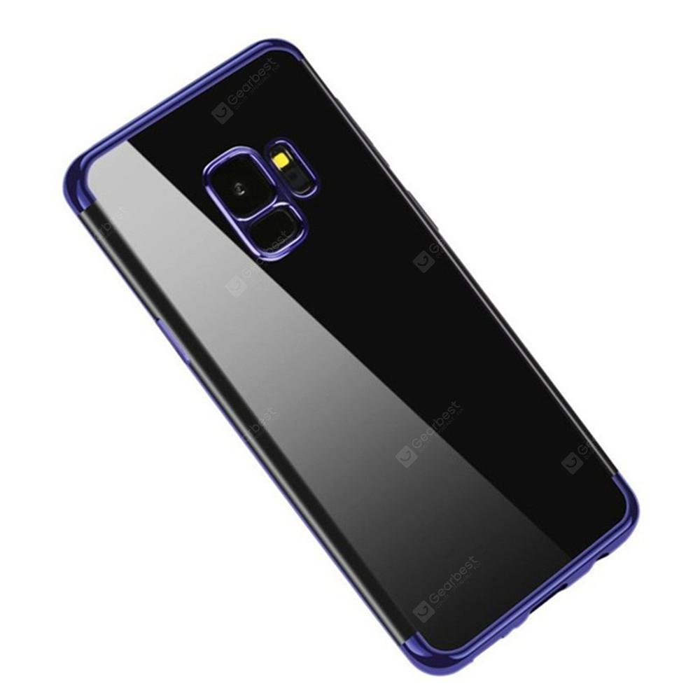 Cover Case for Samsung Galaxy S9 Plating Ultra Thin Electroplating Hard