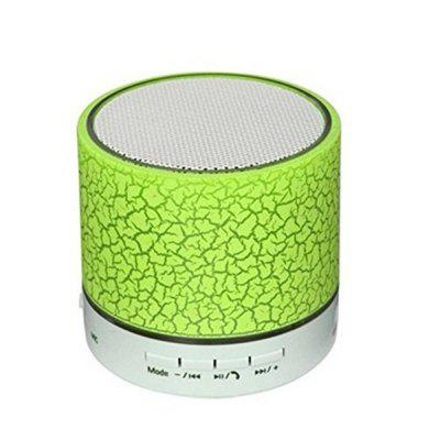 Speakers. LED Portable Mini Wireless Bluetooth With TF USB FM Mic Blutooth Music