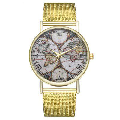 ZhouLianFa T93 Fashion High-End Atmosphere Round Quartz Watch