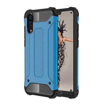 Armor Case for Huawei P20 Shockproof Protective Back Cover