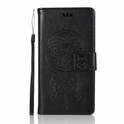Owl for Lenovo Leather K6 Mobile Shell Flip Cover Wallet Phone Case mercury goospery milano diary wallet leather mobile case for iphone 7 plus 5 5 grey
