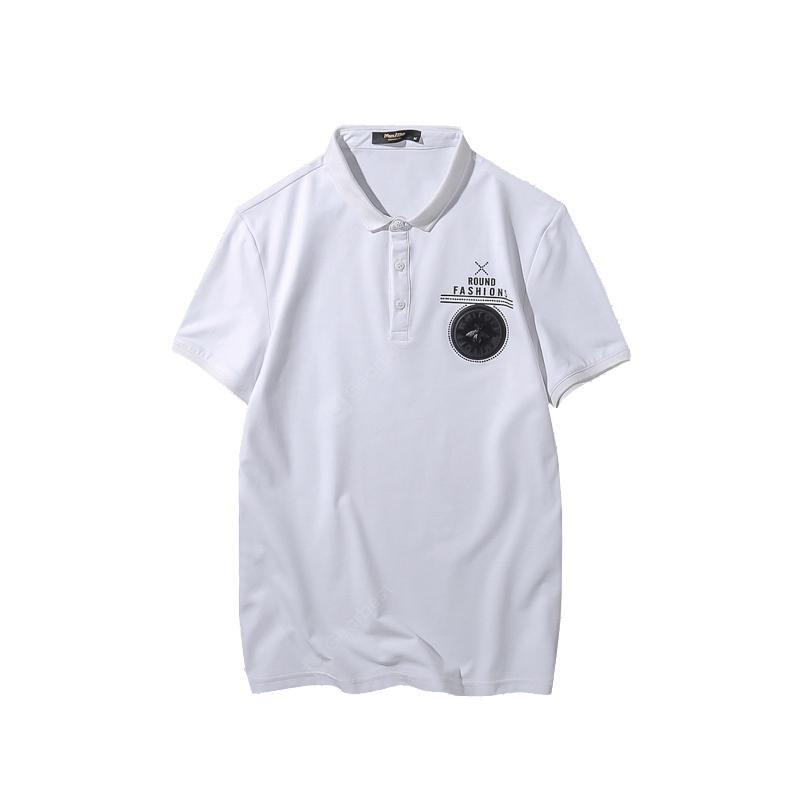 Fashion Style Cotton Material Polo T-Shirt
