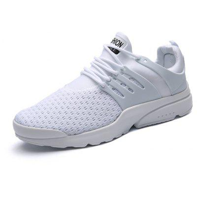 ZEACAVA New Fashion Men's Casual Running Breathable Sport Shoes