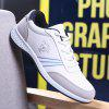 ZEACAVA Men's Fashion Casual Sports Shoes - BRANCO