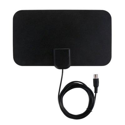 Mini TV Male 50 Miles Booster Active Indoor HD Digital TV Antenna Aerial 25DB Ga