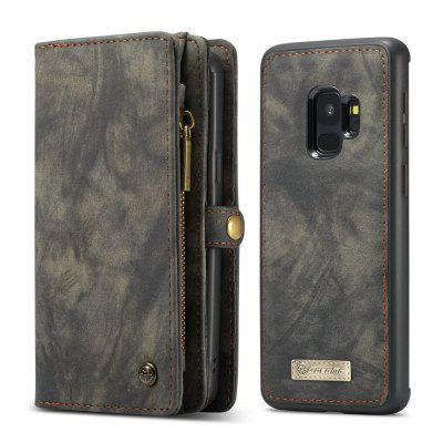 CaseMe for Samsung Galaxy S9 Wallet Leather P...