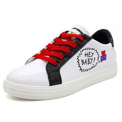 New Spring Lace Leisure Shoes